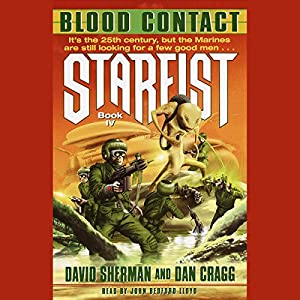 Blood Contact Audiobook