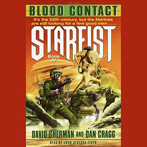 Bargain Audio Book - Blood Contact