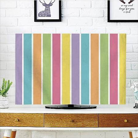 iPrint - Cubierta antipolvo para televisor LCD, colorida ...