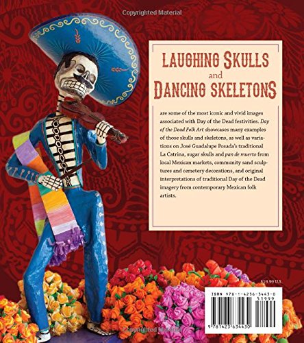 Day Of The Dead Folk Art Kitty Williams Stevie Mack 9781423634430 Amazon Books