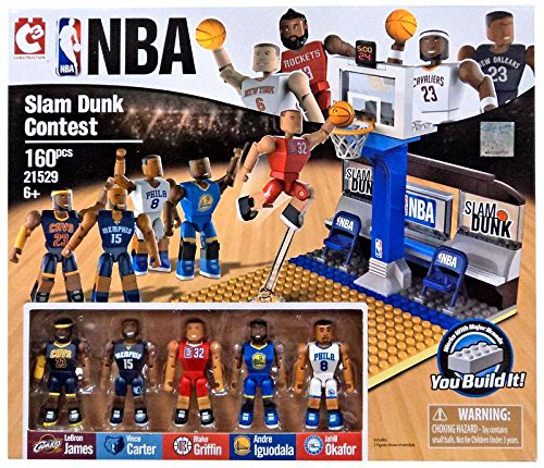 The Bridge Direct NBA Slam Dunk Contest - Dunk Nba Slam