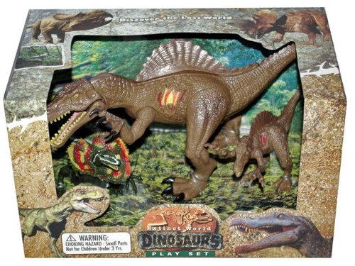 lontic extinct world articulated dinosaur toy action