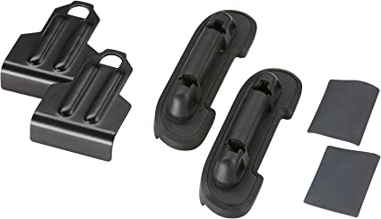 Set of 2 clips per box Yakima Q Clip Fitting Kit for Q Tower System