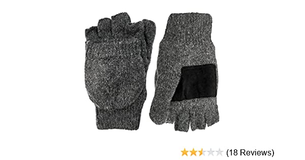 Igloos Men/'s the Sentry Mittens Oatmeal One Size Free Shipping