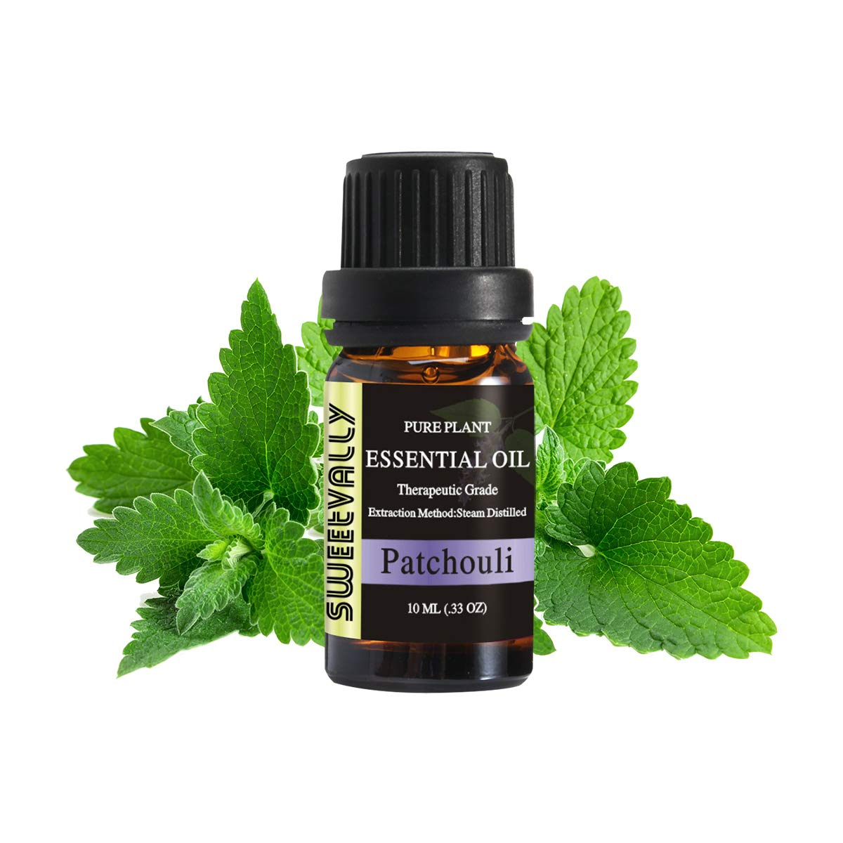 Patchouli Essential oils, 100% Pure Therapeutic Grade essential Oil - 10ml
