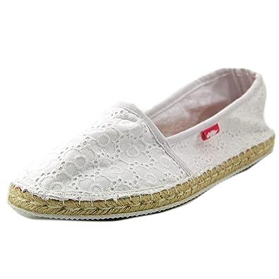 Womens Shoes Rocket Dog Temple White Pretty Petal