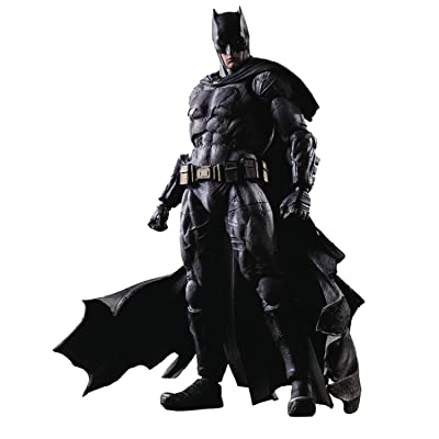 Square Enix Batman vs. Superman: Dawn of Justice: Batman Play Arts Kai Action Figure: Toys & Games