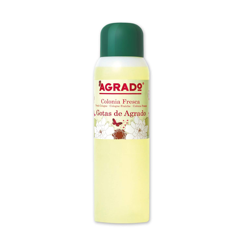 Agrado - Colonia Fresca Gotas de Agrado 1000 ml. Pack de 12 ...
