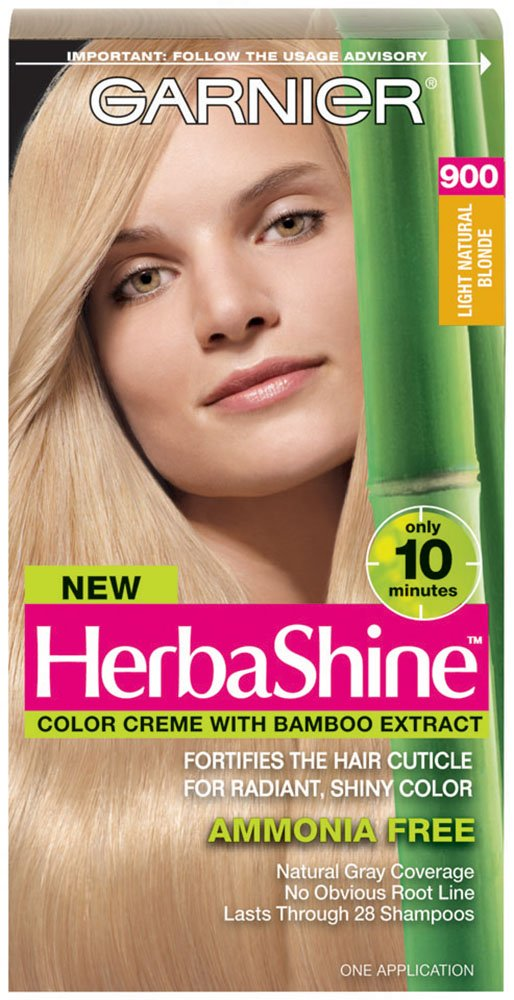 Amazon Garnier Herbashine Haircolor 500 Medium Natural Brown