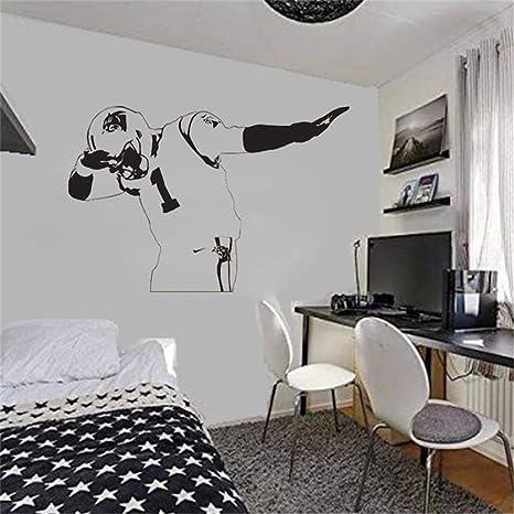 Wandtattoo Schlafzimmer Wandaufkleber Schlafzimmer Carolina ...