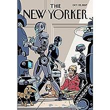 The New Yorker, October 23rd 2017 (Sheelah Kolhatkar, Ronan Farrow, Evan Osnons) Periodical by Sheelah Kolhatkar, Ronan Farrow, Evan Osnons Narrated by Jamie Renell