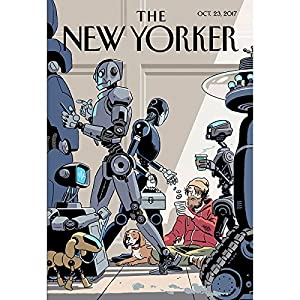 The New Yorker, October 23rd 2017 (Sheelah Kolhatkar, Ronan Farrow, Evan Osnons) Periodical