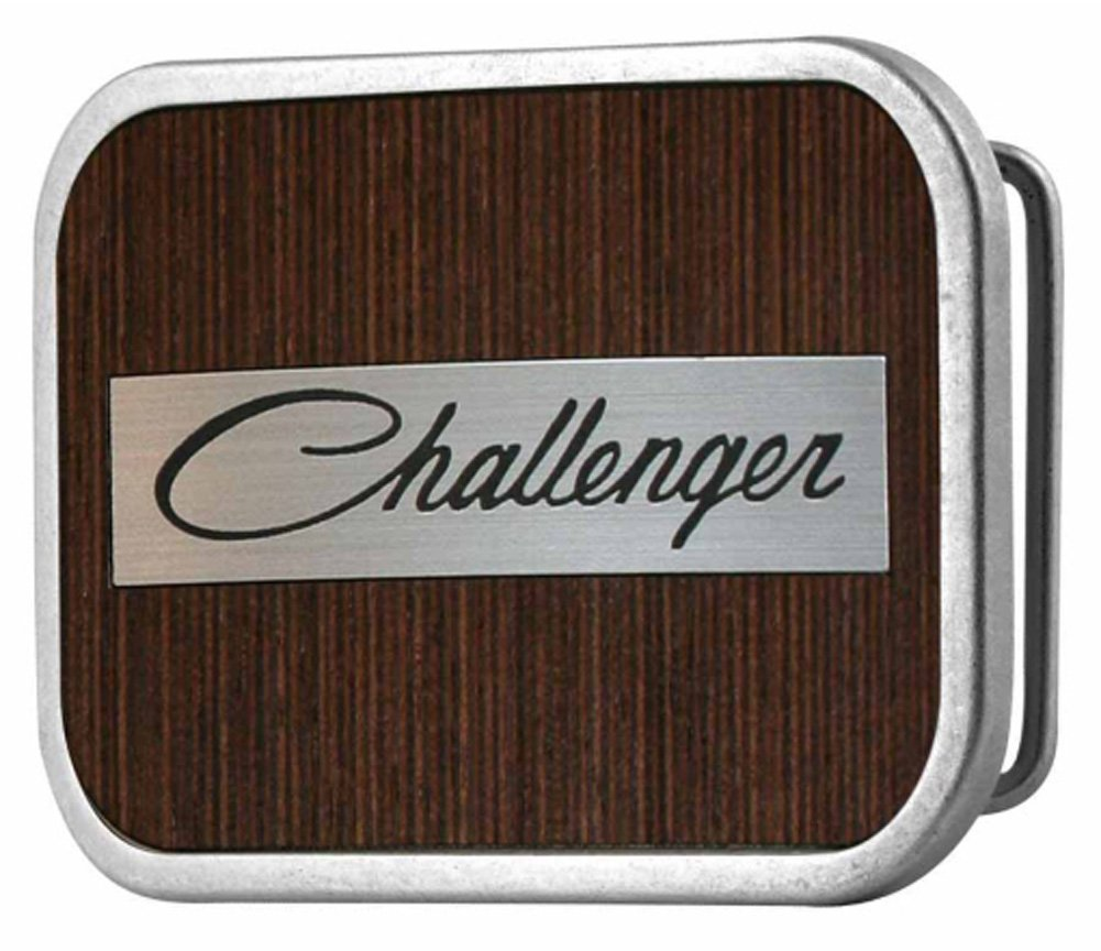 Dodge Automobile Company Metal Challenger Logo Rockstar Belt Buckle Buckle Down