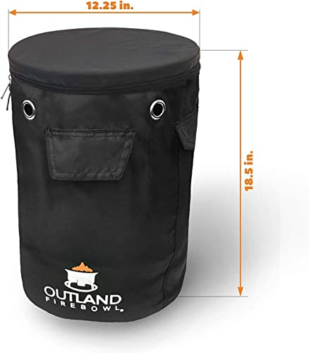 Outland Firebowl UV and Weather Resistant 740 Propane Gas Tank Cover