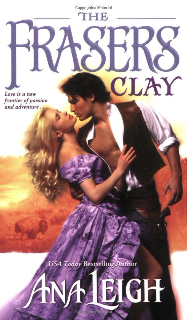 The Frasers-Clay ebook