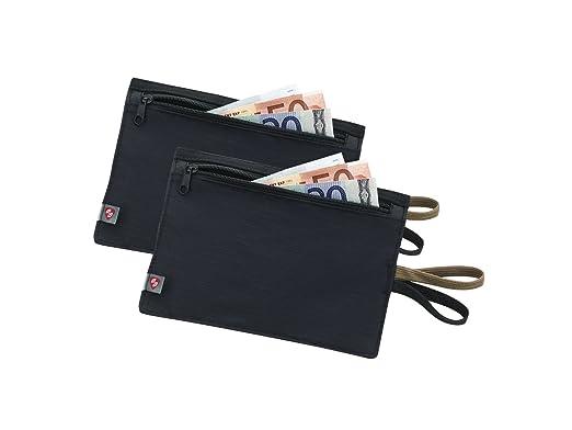 43f3868366f7 Lewis N. Clark Rfid Travel Wallet (2-Pack, Black)