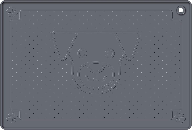 IYYI Silicone Dog Feeding Mat(24