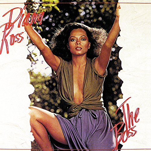 CD : Diana Ross - The Boss