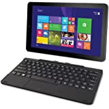 """RCA 10"""" Windows Tablet with Detachable Keyboard W101"""