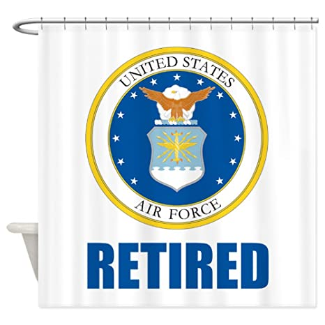 Amazon.com: CafePress – U.S. Air Force jubilado – decorativa ...