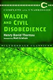 Image of Walden and Civil Disobedience (Clydesdale Classics)