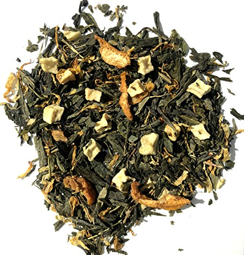 Lemon Meringue Delight Green Tea 4 oz Bag