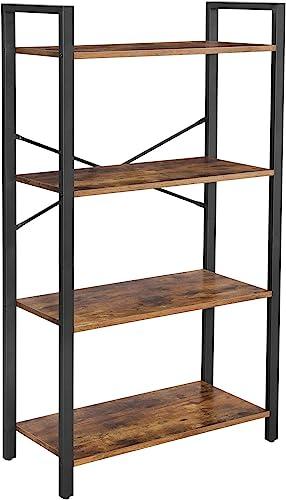Best modern bookcase: VASAGLE Bookshelf Modern Bookcase