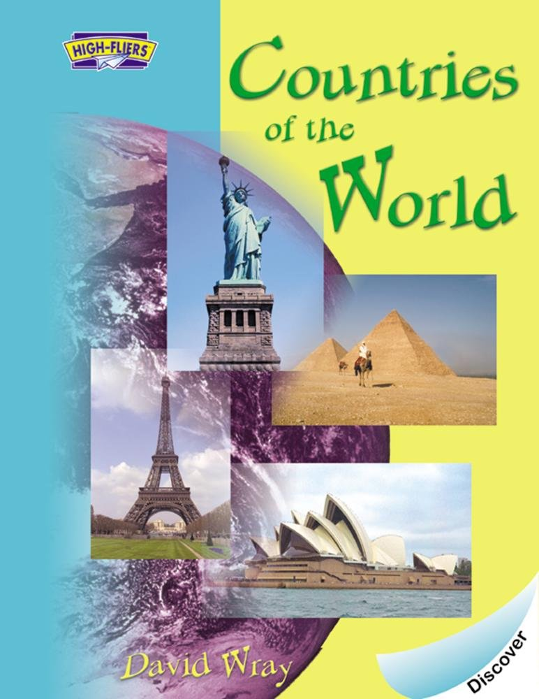 amazon countries of the world high fliers david wray education