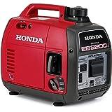 Honda EB2200iTAG 2200-Watt Super Quiet Portable Industrial Inverter Generator with Co-Minder - 49-State