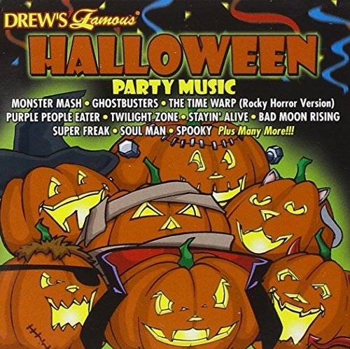 Halloween Party Music by Drew's -