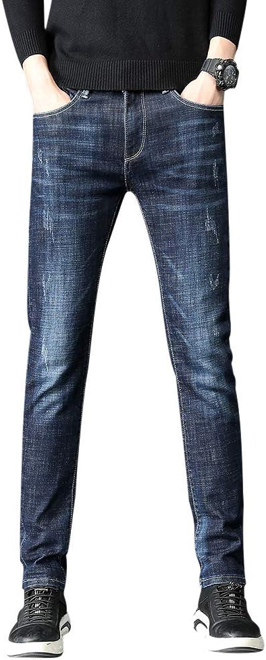 [Mirroryou(ミラーユー)]デニムパンツ メンズ おおきいサイズ ストレッチ 綿