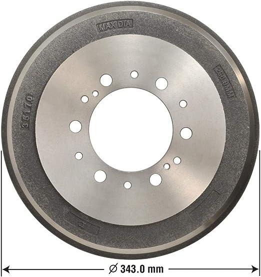 Brake Drum Rear OMNIPARTS 13030009