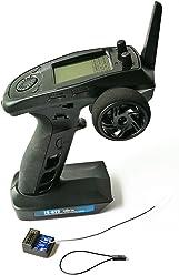 RadioLink RC6GS 2.4G 6CH Controller Transmitter R6FG Receiver Gyro for RC Car RB Sonstige