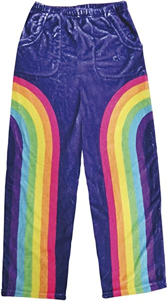 Boho Bliss Collection The Mines Press Inc 820-HSPBBl iscream Big Girls Premium Plush Fleece Pants