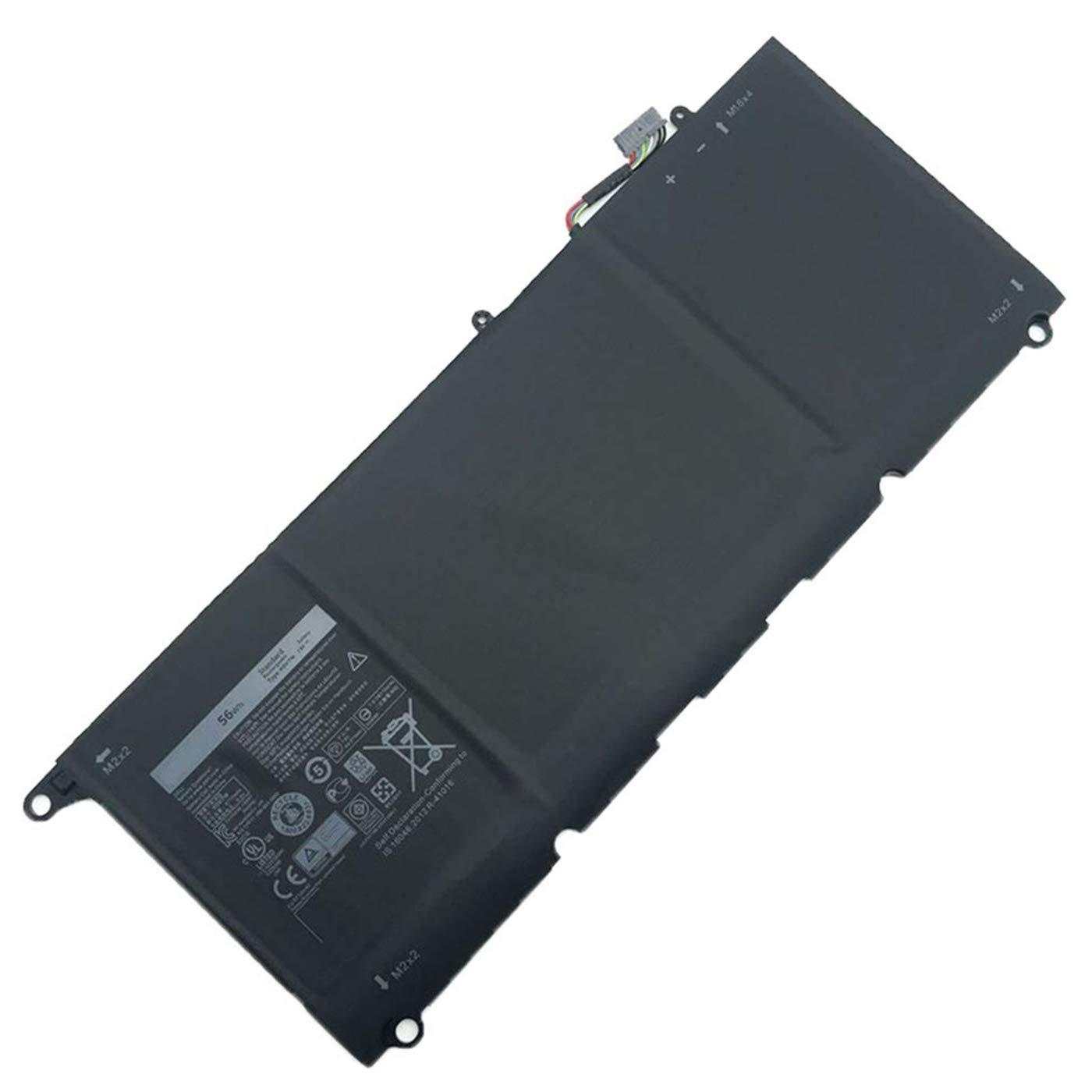 Bateria Dell 90V7W 7.6V 56Wh 7435mAh XPS 13 9343 9350 Series