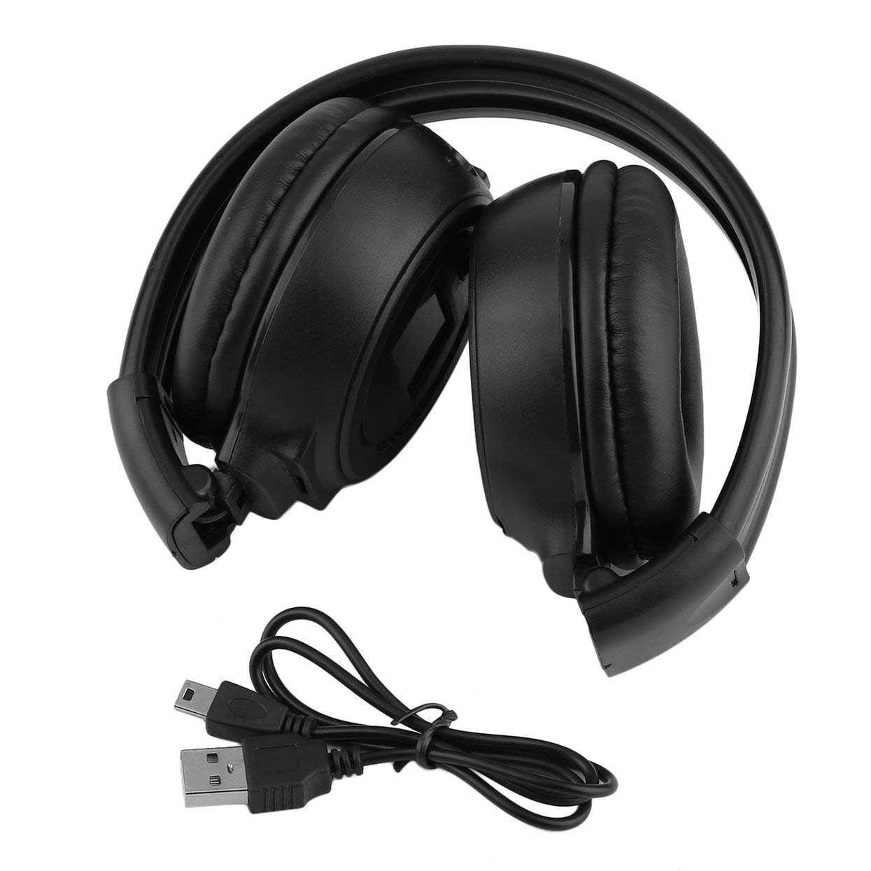 Bluetooth 4.1 Wireless Over-Ear Headphone Stereo Music Headset Voice Control Earphone for Phone Tablet N65