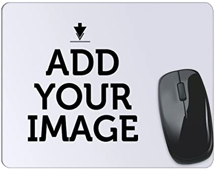 amazon com make your own mouse pad customized mouse pad add
