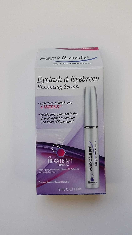 Amazon Rapidlash Eyelash Enhancing Serum 2 Pack Beauty