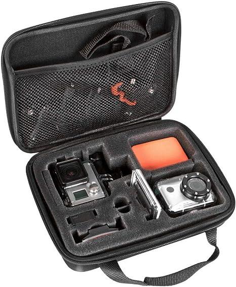 Vivitar VIV-GC-200 - Estuche para GoPro Hero y cámaras Vivitar, Color Negro: Amazon.es: Electrónica