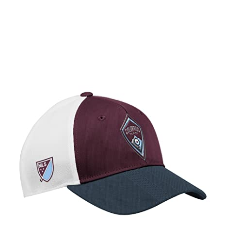uk availability 9e4c4 685b7 Image Unavailable. Image not available for. Color  Colorado Rapids Hat  Authentic Structured Adjustable ...