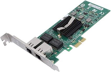 Amazon.com: ASHATA PCI-E Tarjeta de red, Gigabit Ethernet ...