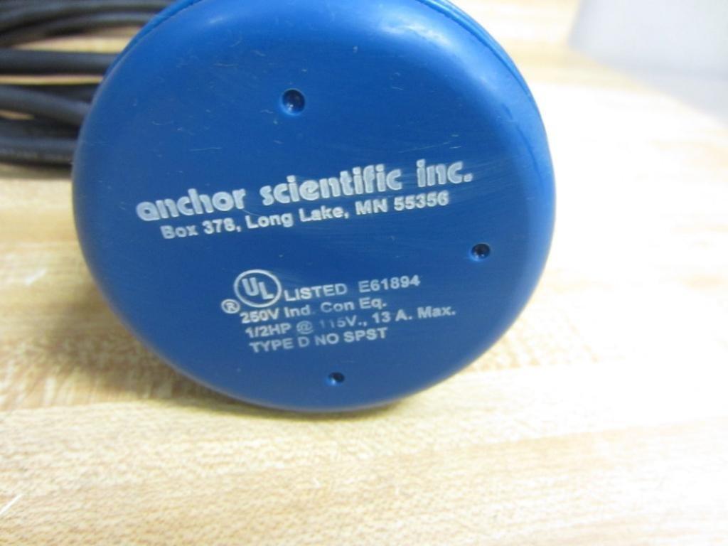Anchor Scientific Type D Float Switch No SPST: Amazon.com ...