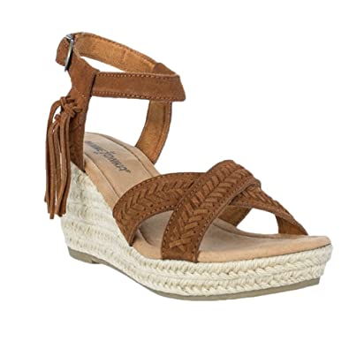 Minnetonka Naomi Women s Open Toe Sandals B013VTH4KA
