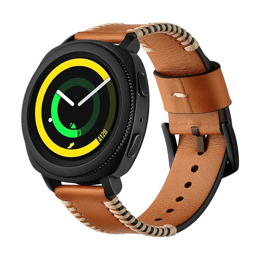 Amazon.com: ETbotu 20mm Universal Smart Watch Bands/Quick ...