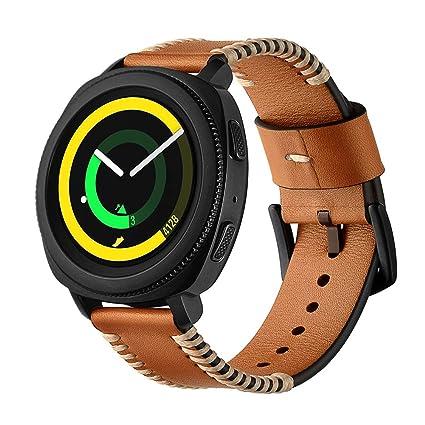 Amazon.com: RONSHIN Wristbands for Kids 20mm Universal Smart ...