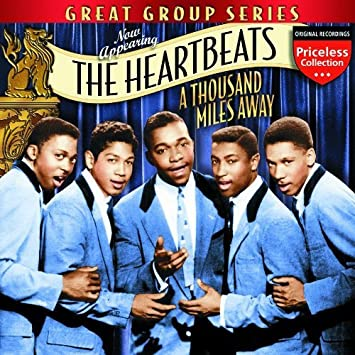 The Heartbeats - A Thousand Miles Away by The Heartbeats (2005-07 ...