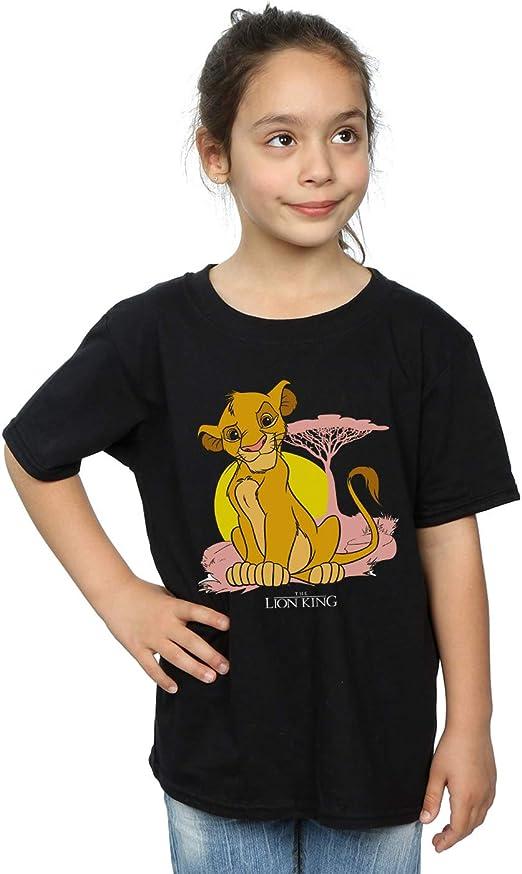 Disney Girls The Lion King Show Simba Sweatshirt
