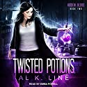 Twisted Potions: Hidden Blood Series, Book 2 Audiobook by Al K. Line Narrated by Emma Powell