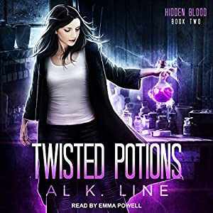 Twisted Potions Audiobook