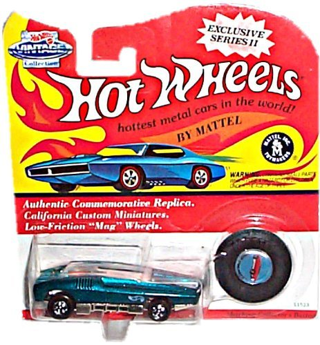 Hot Wheels 1993 Vintage Collection Exclusive Series II: Whip Creamer -